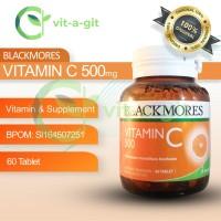 Blackmores Vitamin C 500mg Kalbe isi 60 tablet