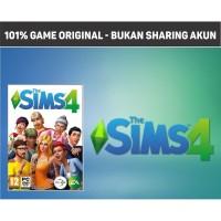PC GAME ORI ORIGIN - THE SIMS 4 STANDARD EDITION