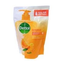 Dettol Hand Wash Reffil Orange 200ml