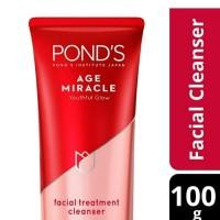 Ponds Age Miracle Facial Foam 100gram
