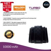 Walden Turbo Power Bank 10000Mah TPB10