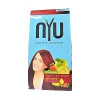 NYU Creme Colour Hair Pewarna Rambut - Cherry Red