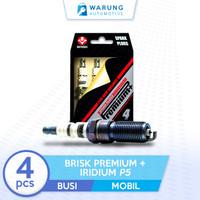 Busi Mobil Ford Fiesta Focus BRISK Premium + Iridium P5
