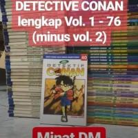 Buku komik Detective Conan Vol. 1 - 76