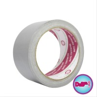 Lakban Kain Silver Daimaru / Cloth Tape Silver Daimaru 48mm / 2 inchi