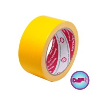 Lakban Kain Kuning Daimaru / Cloth Tape Kuning Daimaru 48mm / 2 inchi