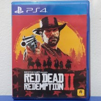 Red Dead Redemption II RDR 2 RDR2 REG 3 | Kaset BluRay Game BD PS4