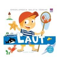 Ensiklopedia Balita Cerdas Laut - Buku Anak