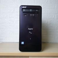 PC ACER ASPIRE TC-708 CORE I3 GEN7 -RAM DDR4 4GB-HDD 1TB-DVD RW-TOWER