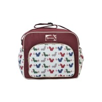TAS BAYI MEDIUM SERI SQUIRREL SAKU MOTIF TPT5672