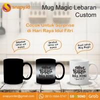 Mug Magic Custom | Mug Magic | Mug bunglon