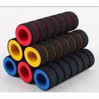 Busa sepeda / Busa stang sepeda /busa fitness grip /warna hitam