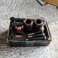 Frame Slider Anti Crash Pelindung Body Fairing Ninja 250 Fi New 2018
