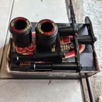 Frame slider Pelindung Pengaman Body Fairing Ninja 250 Fi 2013 - 2017