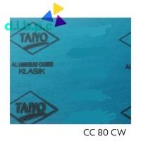 P 80 Amplas Meteran Sanding Paper TAIYO