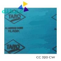 P 320 Amplas Meteran Sanding Paper TAIYO