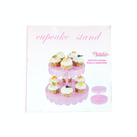 Cupcake Stand 2 Tier / Cake Stand 2 Tier / Standing Cake