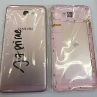 Case Kondom Fullset Samsung G610 Galaxy J7 Prime Pink Premium