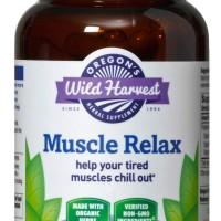 Oregon'S Wild Harvest Oregon'S Wild Harvest Muscle Relax Organic Herba