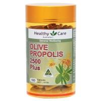 HEALTHY CARE PROPOLIS OLIVE LEAF 180 CAPSULES