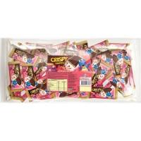 Coklat Crispy Refill Pack Strawberry 40pc
