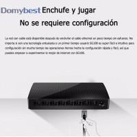♚ d-cny ♚ Tenda sg108 8 Port Gigabit Switch Desktop Ethernet