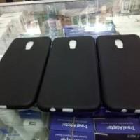 Case Kondom Matte Black Samsung J7 Plus Premium