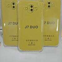 Case Kondom Anti Crack Samsung J7 Duo Galaxy J7 Duo Premium