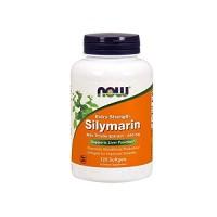 Now Foods - Silymarin Milk Thistle Extract Extra Strength 450 Mg. 120