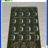 Jual PCB Power Suply Simetris 16 Elco Berkualitas