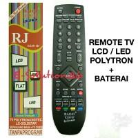 Remote TV Tabung LCD LED POLYTRON Remot Tv Polytron Digitec Tanpa