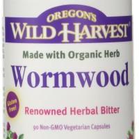 Oregonswildharvest Oregon'S Wild Harvest Wormwood Organic Herbal Suppl