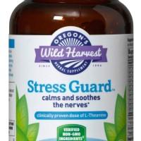 Oregonswildharvest Oregon'S Wild Harvest Stress Guard Supplement, 90 C
