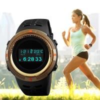 SKMEI Jam Tangan Digital Anti Air dengan Kompas + Penghitung Kalori