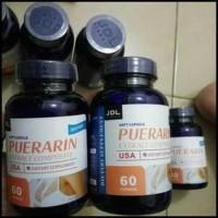 Suplemen Pembesar Payudara Puerarin 100% Asli Jdl/Pengencang Buah Dada