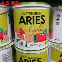 Cat Tembok ARIES GOLD 4,5 kg Galon Avian Brands