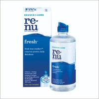 Bausch and Lomb Renu No Rub 355 ml Cairan Pembersih Softlens