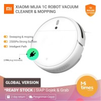 Xiaomi Mijia Robot vacuum cleaner and mopping C1