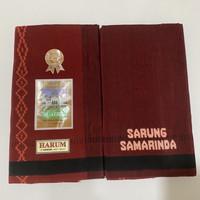 Sarung Samarinda Al Azhar type sapphire - Merah