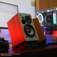 Speaker Stand Edifier R1280T / R 1280 T / R1280DB - hitam doff black