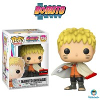 Funko POP! Boruto - Naruto (Hokage) [AAA Anime Exclusive Stickered]
