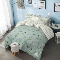 Bed Cover Kintakun Dluxe - ERIKA - Rumbai - 180x200 (King)