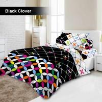 Bed Cover Vito - BLACK CLOVER - 120x200 (Single)