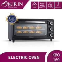 Kirin Oven Beauty Listrik 16Liter KBO160 Low Watt KBO-160 Toaster