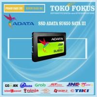 SSD INTERNAL ADATA SU650 120GB GARANSI RESMI OMEGA 2 TAHUN