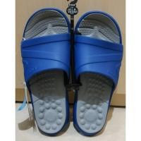 Sandal Crocs Original Reviva Slide Blue Grey