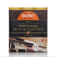 Killiney 3-in-1 Premium White Coffee (15 sachets of 40g each)