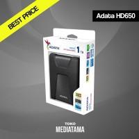 Adata HD650 1TB USB 3.1 - HD HDD Hardisk Eksternal External Antishock