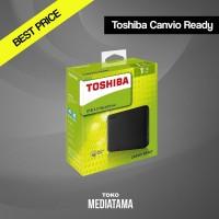 "Toshiba Canvio Ready 1TB - HDD / HD / Hardisk / Harddisk External 2.5"""