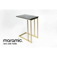 NERO SIDE TABLE | Meja Samping Nero | 40x60